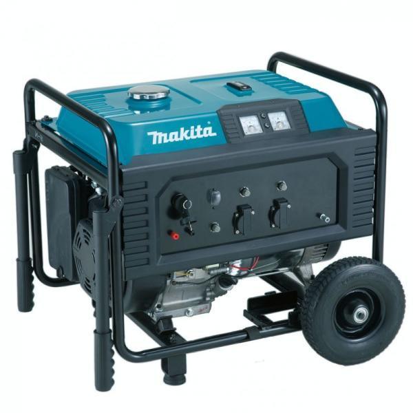 makita eg5550a 4-ütemű áramfejlesztő