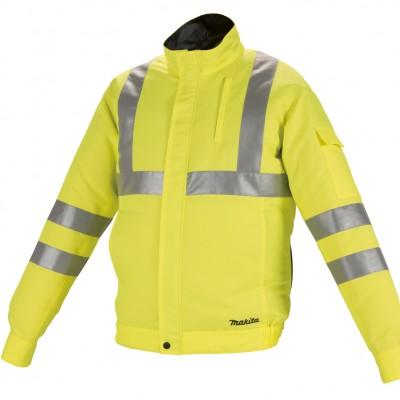 makita dfj214z3xl 10,8-14,4v-18v cxt, lxt li-ion neon+ hűthető kabát z, méret: 3xl