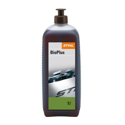 stihl bioplus lánckenőolaj környezetbarát és kiváló minőségű