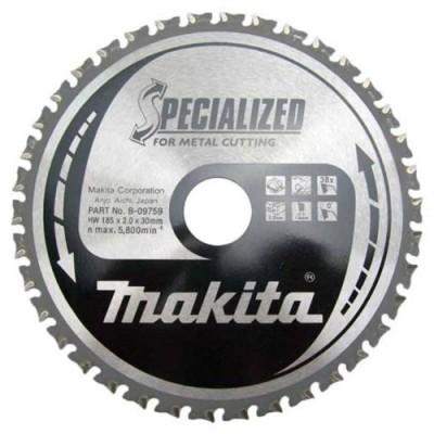 körfűrészlap specialized fémre 185/30mm z36 (makita b-09743)