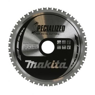 körfűrészlap specialized fémre 185/30mm z48 (makita b-09787)