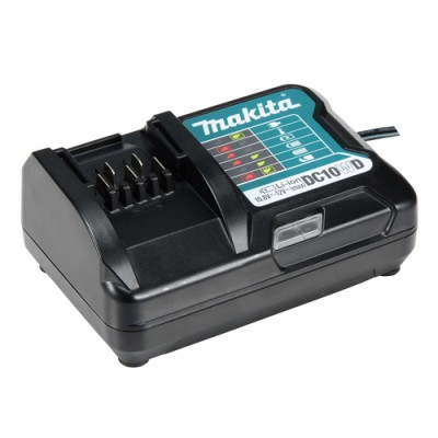 makita clx201sax6 akkus gép szett (cxt) (df331dz, td110dz, 12v/2x2.0ah akkuval, töltővel, hűthető makpac kofferrel)