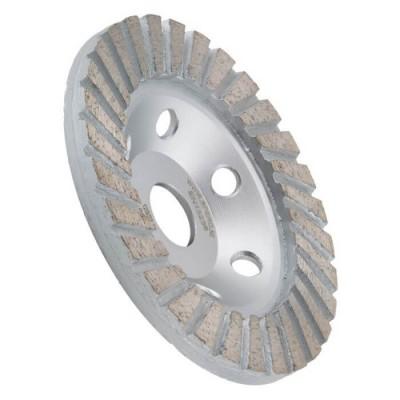 betoncsiszoló tárcsa turbo 125mm szegmentált 22,23 (makita b-50005)