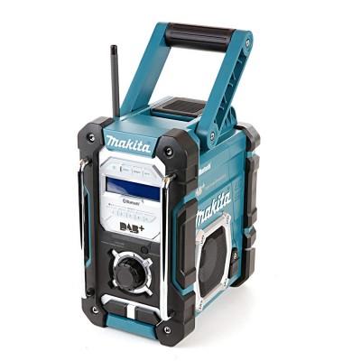 makita dmr112 akkus és hálózati rádió (lxt) (cxt) (dab+) (bluetooth) akku és töltő nélkül