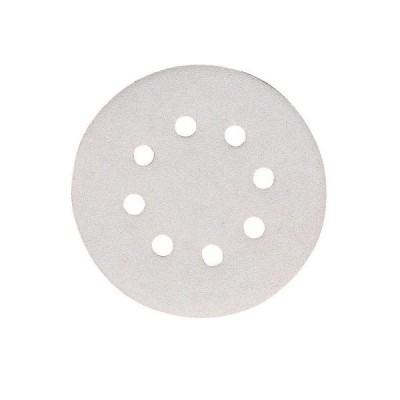 excenterpapír tépőz. fehér 125mm k60 10db/csomag (makita p-33358)
