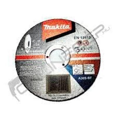 vágókorong inox 115x1,6 mm (makita b-45755)