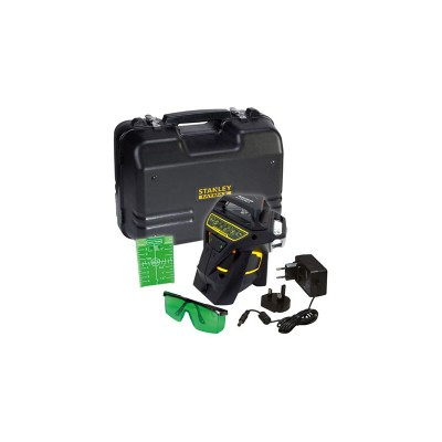 stanley fatmax® x3r - zöld lézer (fmht1-77356)