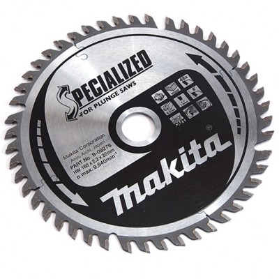 körfűrészlap specialized merülő 165/20mm z48 (makita b-09298)