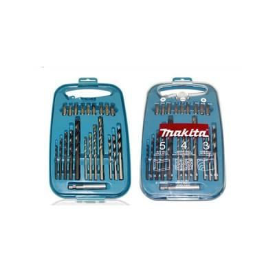 22db-os fúró-csavarbehajtó készlet (makita p-44002)