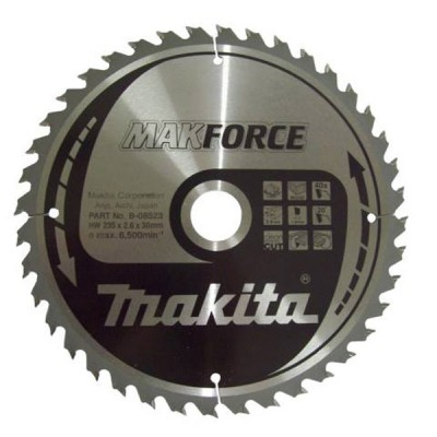 körfűrészlap makforce 160/20mm z40 (makita b-08420)