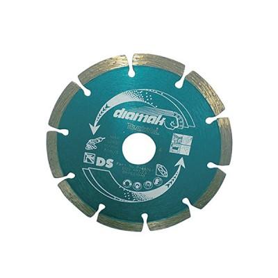 115mm gyémánttárcsa diamak szegmentált (makita d-61123)
