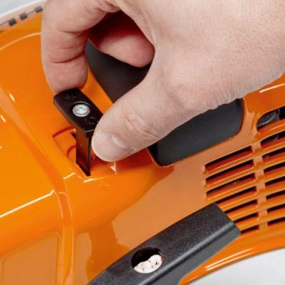 stihl fs 490 c-em erőteljes motoros kasza m-tronic (m) és ergostart (e) felszereltséggel