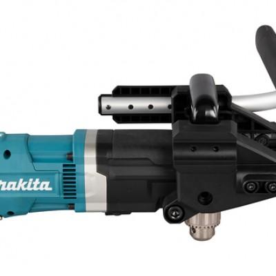 makita ddg460zx7 akkus földfúró 2x18v lxt bl motor + adapter (327685-0)