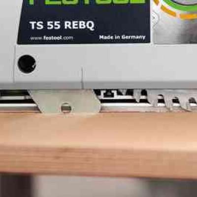 festool ts 55 rebq-plus merülőfűrész 576000 (1200w/160mm, hw finomfogazású fűrészlappal w48)