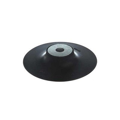 gumitányér 115mm rögzítőanyával (makita p-05882)