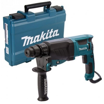 makita hr2630 fúró-vésőkalapács sds-plus