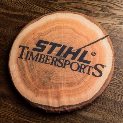 stihl ülőpárna timbersports