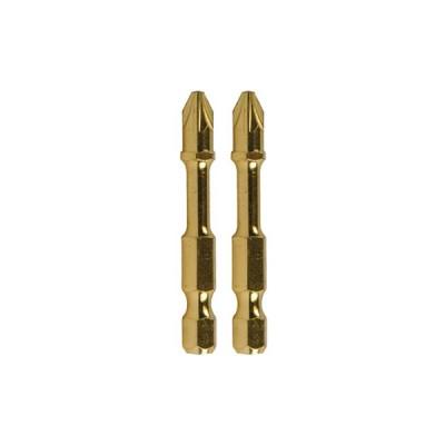 impact gold torziós bit ph2 25mm fém (makita b-28503)