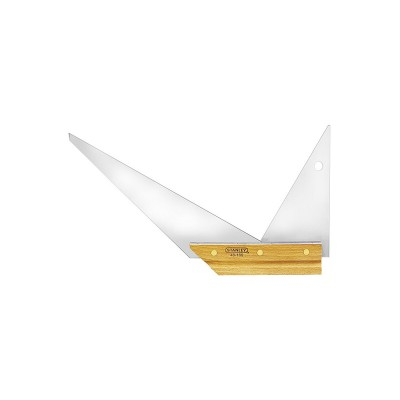 stanley derékszög, dupla 25cm (1-46-169)