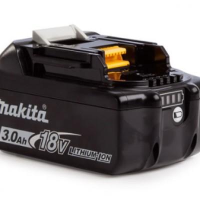 makita ddf453rfe akkus fúró-csavarbehajtó (lxt) 18v/2x3.0ah akkukkal, töltővel, kofferrel