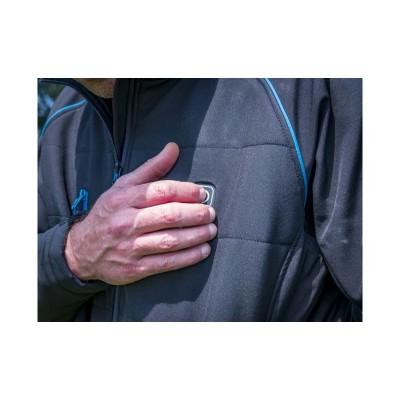 makita dcj205zl 18v lxt li-ion fűthető kabát z, méret: l