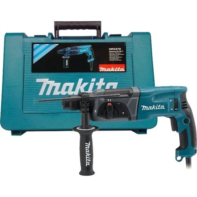makita hr2470 fúró-vésőkalapács sds-plus