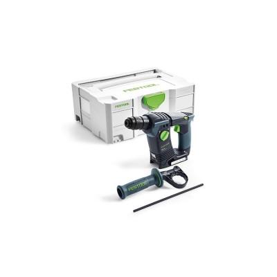 festool bhc 18 li-basic akkus fúrókalapács 574723 (akku és töltő nélkül)