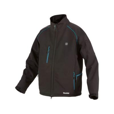 makita dcj205zxl 18v lxt li-ion fűthető kabát z, méret: xl
