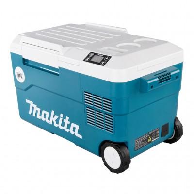 makita dcw180z akkus hűtő és melegentartó láda 18v lxt (12v/24v/230v) akku és töltő nélkül