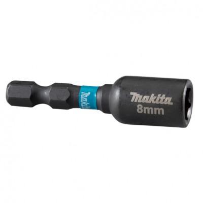impact black mágneses dugókulcs 8mm (makita b-66830)