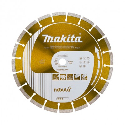115mm gyémánttárcsa nebula szegmentált (makita b-53986)