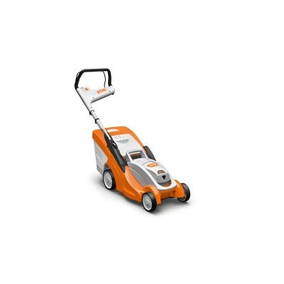stihl rma 339 c (ak 20 akkuval és al 101 töltővel) kompakt, akkumulátoros, eco üzemmóddal rendelkező fűnyíró