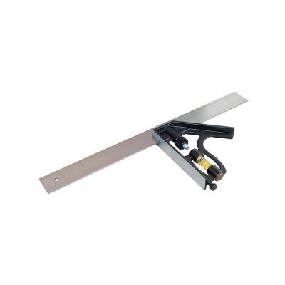 stanley kombinált derékszög 300mm (2-46-222)