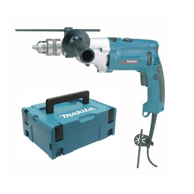 makita hp2070j ütvefúró makpac kofferrel