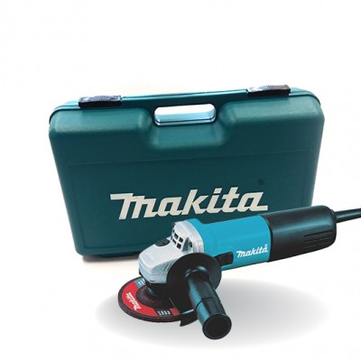 makita 9558hnrk 125mm sarokcsiszoló kofferrel