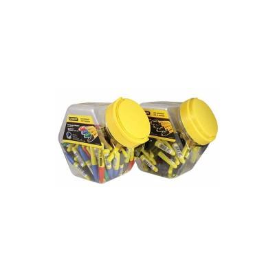 stanley mini jelölőfilc színes 72db-os kínálóban/db (1-47-329)